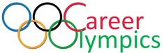 logo career olympics transparent