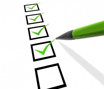 checklist 2 2