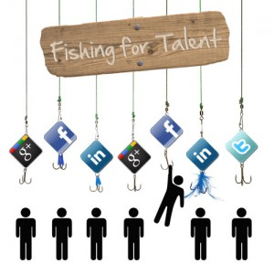 fishing for talent