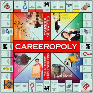 Careeropoly board 2015