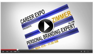 Judy Zimmer promo with play button
